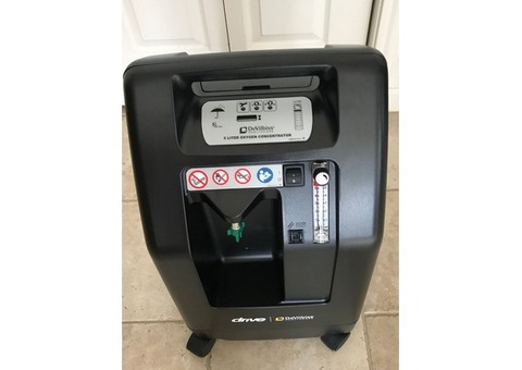 De Vilbiss 525 DS Oxygen Concentrator