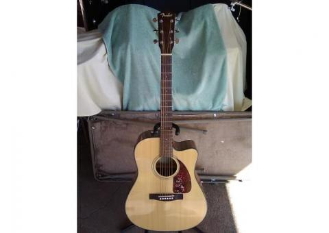 Fender Acoustic-Electric Guitar