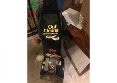 Free steam cleaner