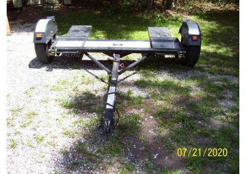 Car Dolly Trailer