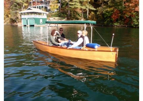 Fabulous Electric Boat