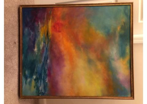 Lenn Kanenson Painting