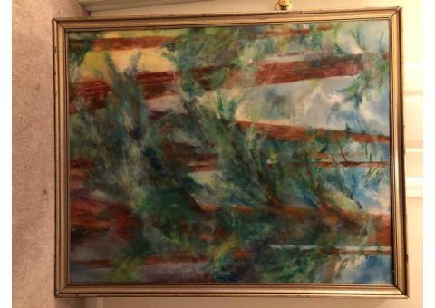 Lenn Kanenson Landscape Painting