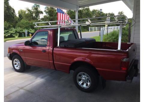 Ranger pickup