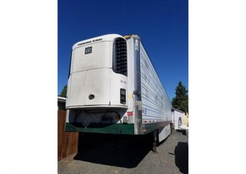 53' Utility Reefer 1998 Great condition, newer unit and suspension