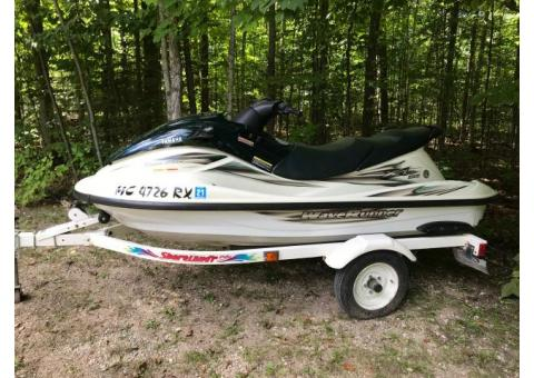 2000 Yamaha wave runner XL 1200 limited PWC
