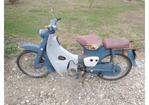 1961 Honda 50cc Super Cub