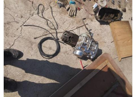 5 working motors