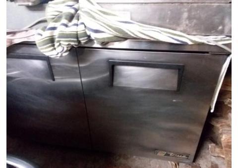 True Refrigerator
