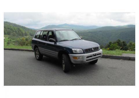 2000 Toyota Rav4 SUV