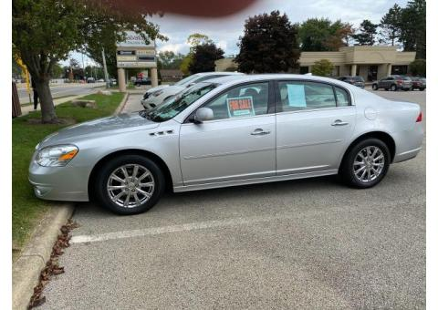 2010 Platinum Buick Lucerne CXL Loaded! Pristine condition