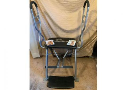Malibu Pilates chair with Sculpting handles