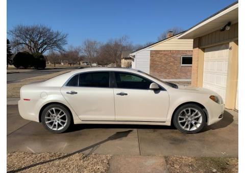 2012 Chevy Malibu LTZ FOR SALE