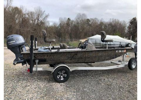 2019 Xpress Bass Boat